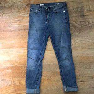 Gap True Skinny Denim Jean